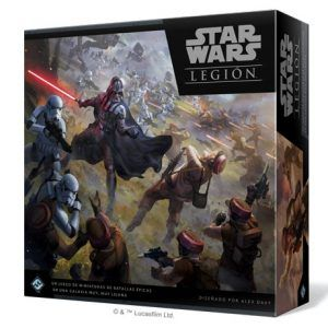 Legión: STAR WARS